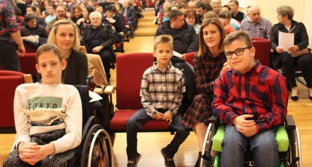 Održan koncert povodom Međunarodnog dana osoba s invaliditetom u Glazbenoj školi Požega