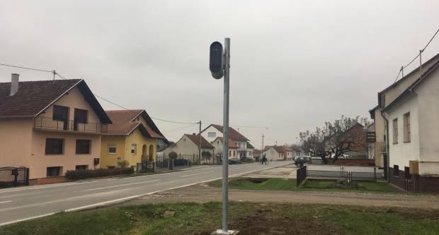 Na području županije postavljene nove nadzorne prometne kamere, pogledajte gdje se nalaze!