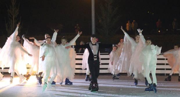 Na radost svih građana otvoreno klizalište na Rekreacijkom centru u Požega