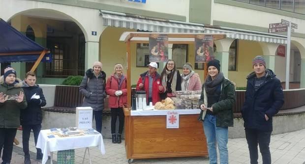 Župa sv. Terezije Avilske, Požega i Caritas Požeške biskupije i ovog Božića prikuplja novac u humanitarne svrhe
