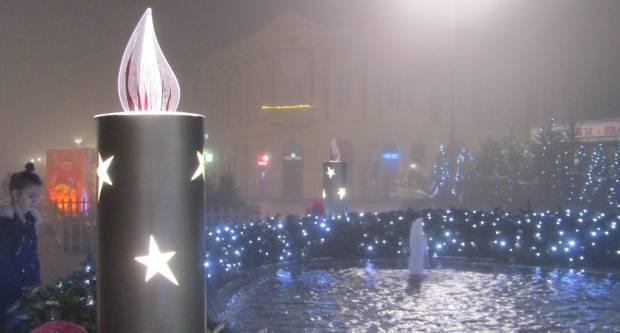 Na Korzu upaljena druga Adventska svijeća