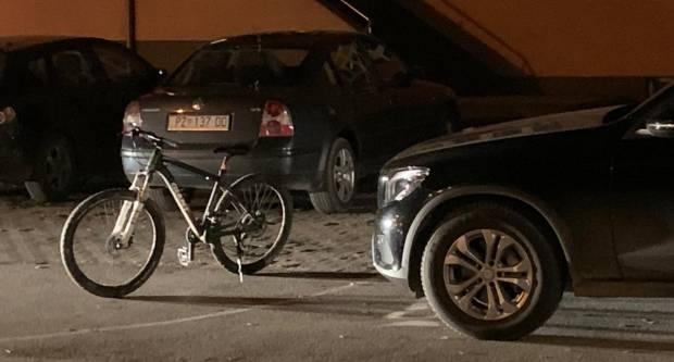 U Požegi dijete biciklom udarilo u osobni automobil