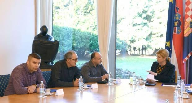Predsjednica Kolinda Grabar-Kitarović zaboravila na radnike Industrijskih rješenja?
