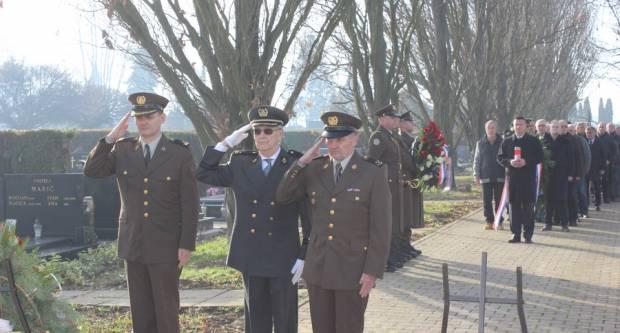 Obilježava se 28. godišnjica osnutka 157.brigade Hrvatske vojske