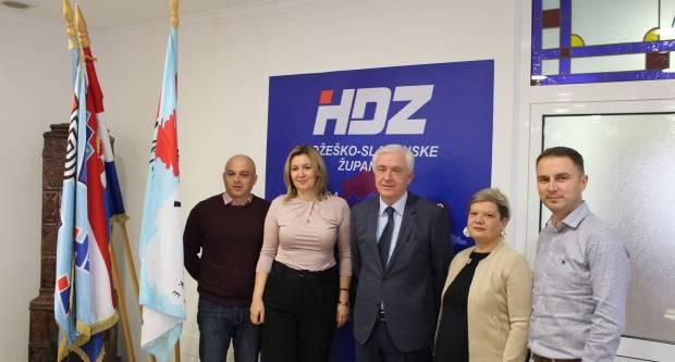 IMAMO I HDZ-ovu LISTU: Iz naše županije Josip Aladrović, Darko Puljašić i Anamarija Blažević
