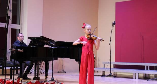 Božićni koncert - Glazbena škola Požega