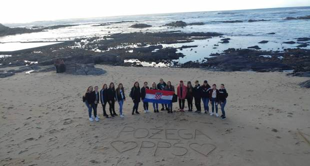 Učenici i nastavnici Poljoprivredno-prehrambene škole Požega boravili u Portugalu