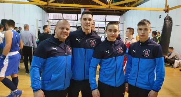 Brodski boksači postigli odlične rezultate u Novom Sadu i Zagrebu