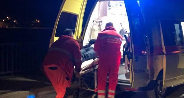 U jučerašnjoj prometnoj kod Donje Vrbe, jedna osoba teško, a druga lakše ozlijeđena