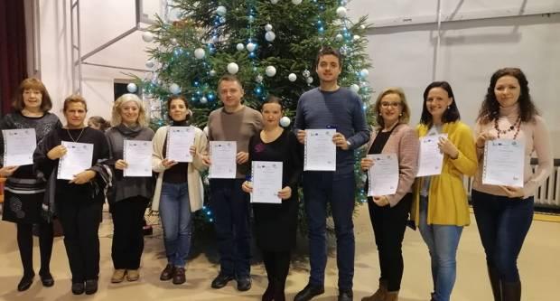 Na seminaru u Estoniji sudjelovala su i tri profesora iz Tehničke škole Požega