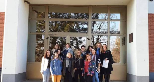 Ekonomska škola Požega organizirala je prvu mobilnost novog međunarodnog projekta ʺSPAJAMO KULTURNU BAŠTINU MALIH EUROPSKIH GRADOVAʺ