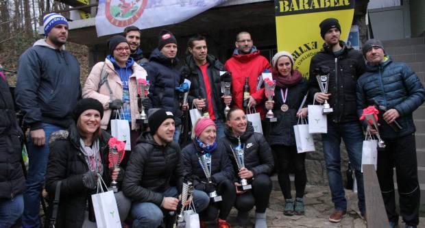 Marijana Švajda iz Atletskog kluba Požega prvakinja Slavonije i Baranje u trail trčanju!!!
