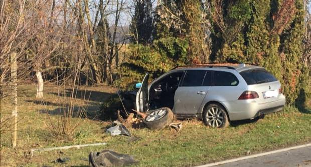 Teška prometna nesreća, jedna osoba prevezena u OŽB Požega
