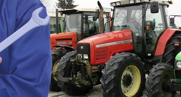 Pregled traktora i prskalica
