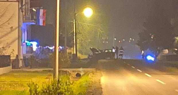Priopćenje PU PSŽ u vezi prometne nesreće u naselju Alilovci u kojoj je jedna osoba poginula