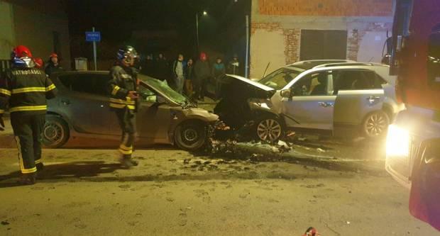 U Cerniku ozlijeđeno šest osoba, među njima i dvoje djece