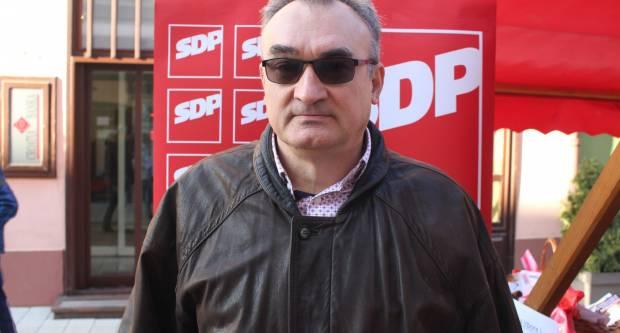 Priopćenje predsjednika Županijskog odbora SDP-a PSŽ Mitra Obradovića povodom predsjedničkih izbora
