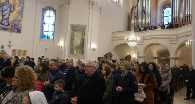 Svetkovina Bogojavljenja u požeškoj Katedrali