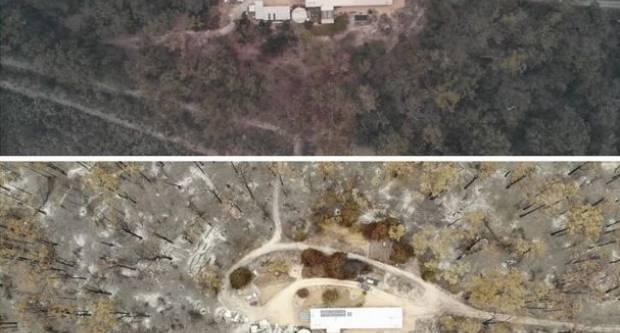 Australci podijelili slike svoje okoline prije i nakon požara, razlike su potresne