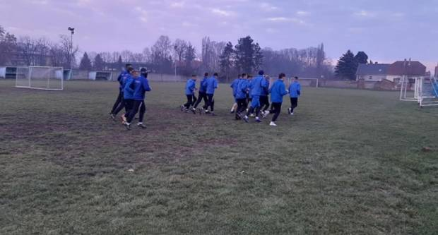 Nogometaši Slavonije počeli pripreme za proljetni nastavak sezone u 3. Hrvatskoj nogometnoj ligi - Istok