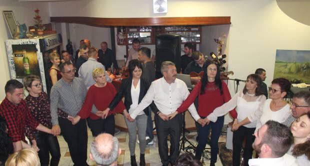 Zabava profesionalnih vozača Slavonije i Baranje u Pleternici 18.1.2020.
