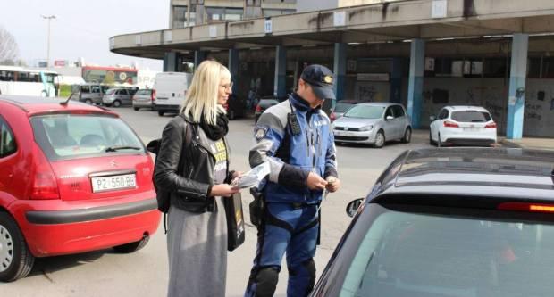 U policijskoj akciji ovaj vikend utvrđeno je 48 prekršaja, od čega je 14 zbog vožnje pod utjecajem alkohola