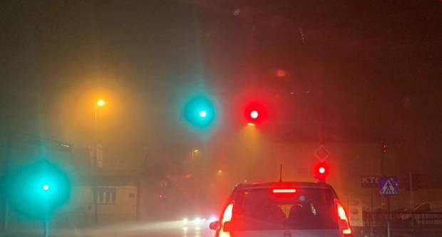 Pogledajte kako se semafor kod Calimera blesira