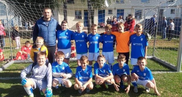 Mališani škole nogometa NK Mladost Pavlovci sudjelovali na preko 60 nogometnih turnira