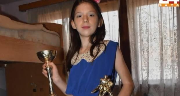 Požežanka Angelica Legac  rodila se sa 980 grama, danas osvaja medalju za medaljom, i mnogo više od toga !!!!