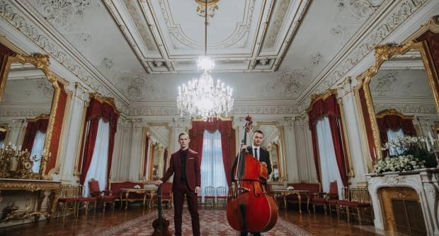 Beethovenova Oda radosti zasjala u sjajnoj obradi unikatnog dua