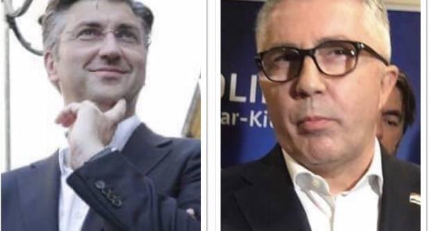 Članovi Predsjedništva Županijske organizacije HDZ-a podržali Andreja Plenkovića