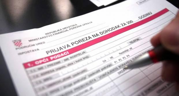 Porezna poslala važno upozorenje građanima o porezu na dohodak