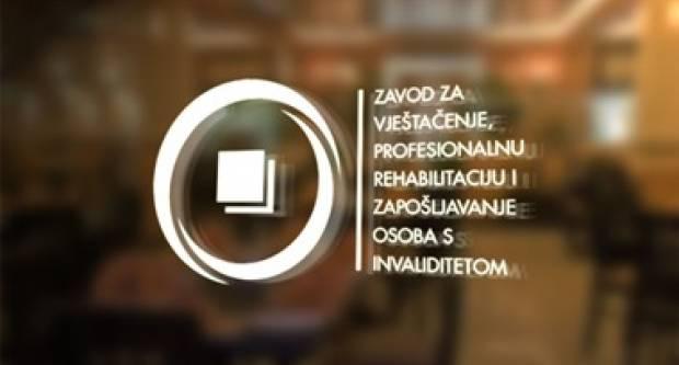 Javni natječaji Zavoda za vještačenje, profesionalnu rehabilitaciju i zapošljavanje osoba s invaliditetom