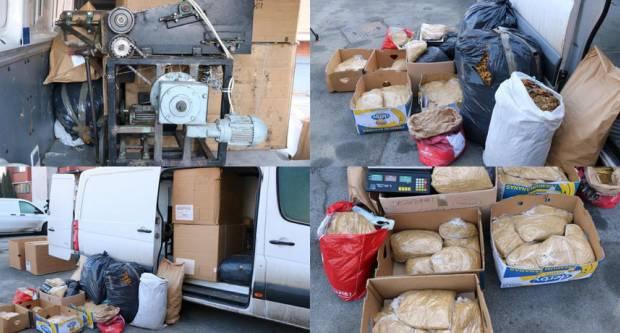 U Slavoniji uhitili 36 osoba zbog krijumčarenja duhana: Zaradili 7,3 milijuna kuna