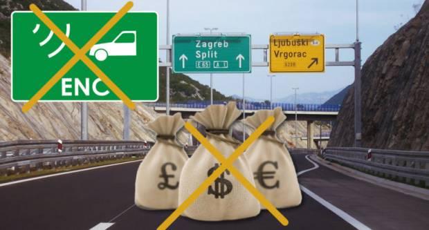 Novi način naplate cestarine na autocesti tek početkom 2022. godine
