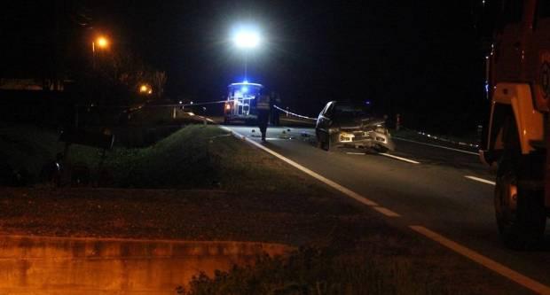 U prometnoj nesreći u Klokovčeviku dvije osobe teško ozlijeđene