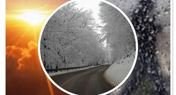 Zimi nije kraj, sljedeći tjedan stiže hladna fronta i donosi pogoršanje vremena