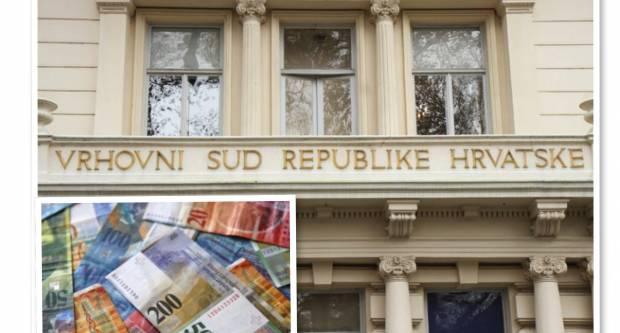 Vrhovni sud donio novu važnu odluku za dužnike u švicarskim francima