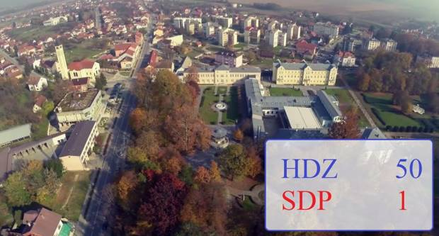 Postoji li uopće županijski SDP u našoj županiji? Rezultati mjesnih izbora u Lipiku tvrde da ne postoji!