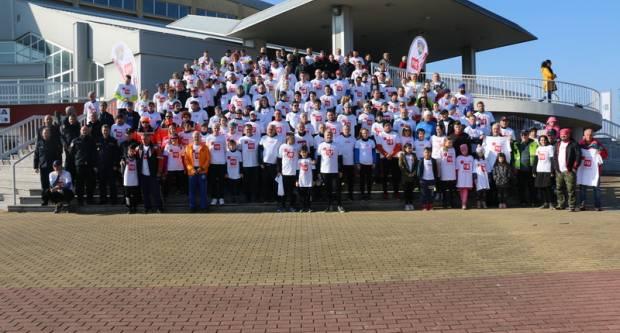 Održano 9. rekreativno trčanje povodom Dana jedinstvenog europskog broja 112