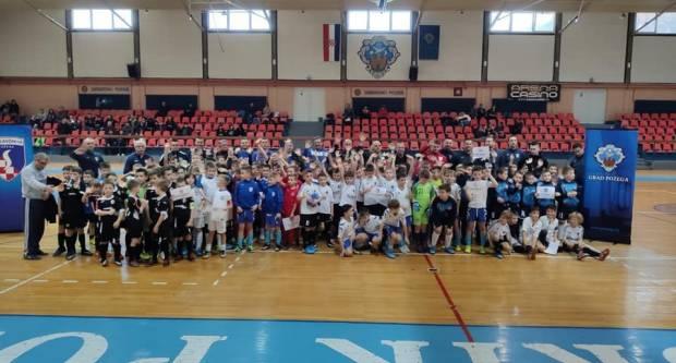 6. Malonogometni turnir ʺSlavonija Kup 2020ʺ održan prošli vikend u Požegi