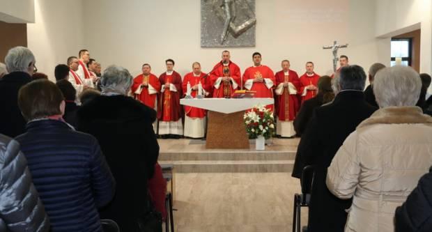 Proslava Blaženog Alojzija Stepinca i 11. obljetnica župe