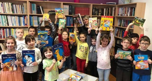 Međunarodni dan darivanja knjiga 14.2. – pridružili se i lipički školarci