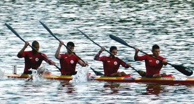 Četiri naša člana borave u Metkoviću, tradicionalnoj bazi Hrvatske kajakaške reprezentacije
