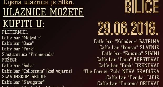 Popis mjesta na kojima se mogu kupiti ulaznice za koncert Željka Bebeka