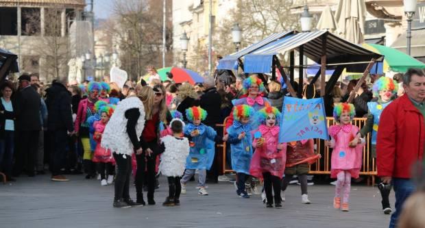U nedjelju se održavaju tradicionalne 24. Dječje pokladne svečanosti