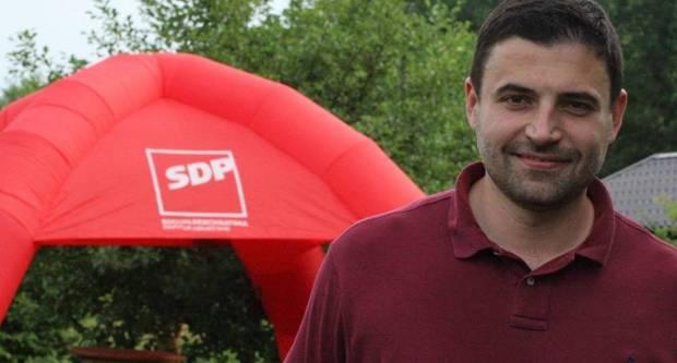 Kandidat za Predsjednika Vlade Republike Hrvatske sutra će u Novoj Gradiški predstaviti programske smjernice SDP-a