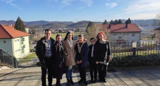 NATJECANJE UČENIKA OSNOVNIH GLAZBENIH ŠKOLA: Bono Peić osvojio prvu nagradu