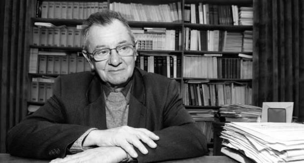 Preminuo Dubravko Jelčić, akademik, povjesničar književnosti i počasni građanin Slavonskoga Broda