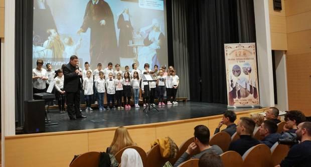 Biskupijsko natjecanje iz vjeronauka za osnovne i srednje škole